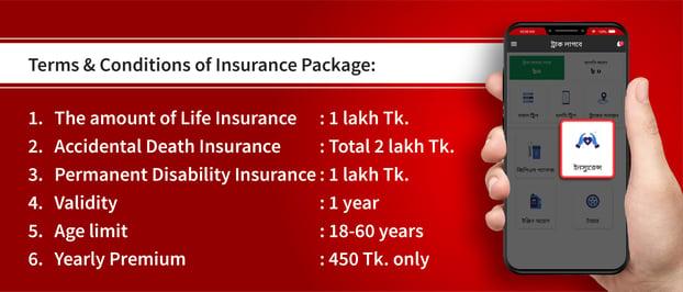 Insurance package En